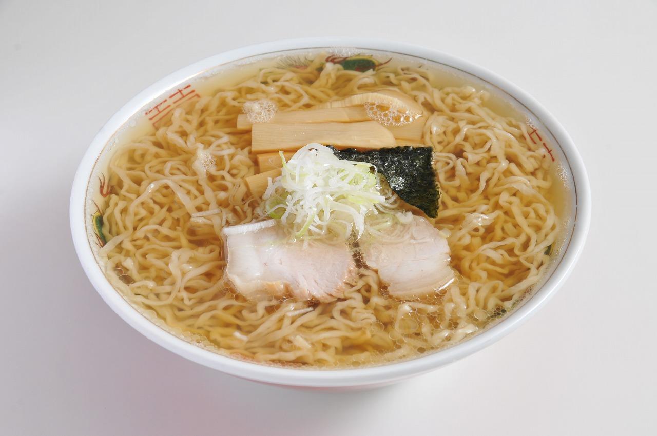 มิยาโกะราเมน อาหาร ชื่อดังในแถบมิยาโกะเมืองติดทะเลของจ. อิวาเตะ