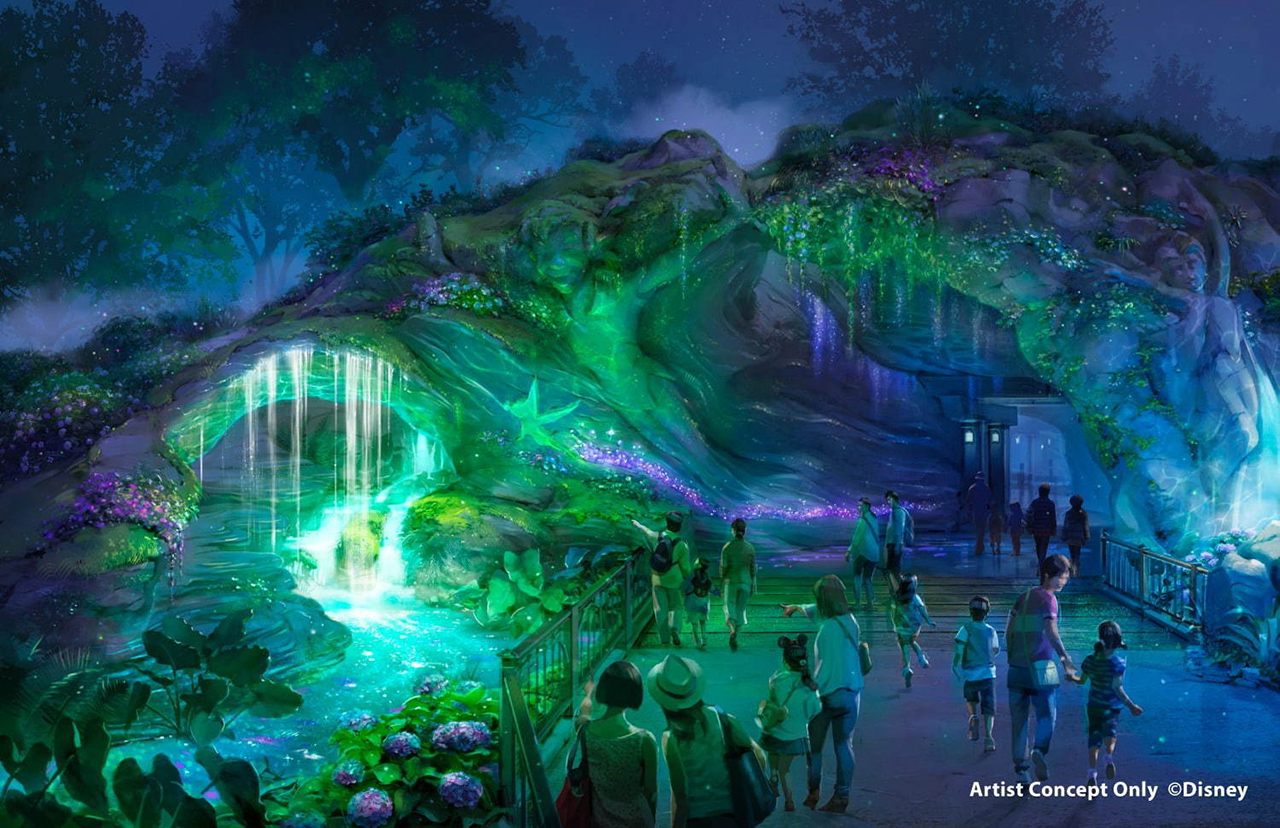 """เตรียมตัวผจญภัยเหนือจิตนาการครั้งใหม่กับ """"Fantasy Springs"""" ที่ Tokyo DisneySea"""