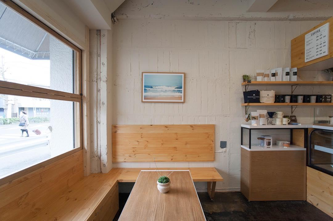 บรรยากาศใน คาเฟ่โตเกียว ร้าน YOUR DAILY COFFEE