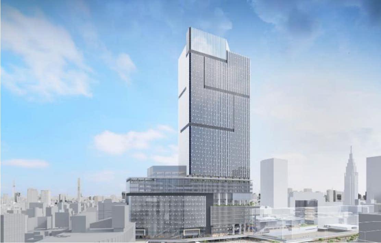 ห้างสรรพสินค้า Odakyu จะถูกรื้อถอนและเปลี่ยนเป็น Shinjuku Grand Terminal ตึกสูง 48 ชั้น