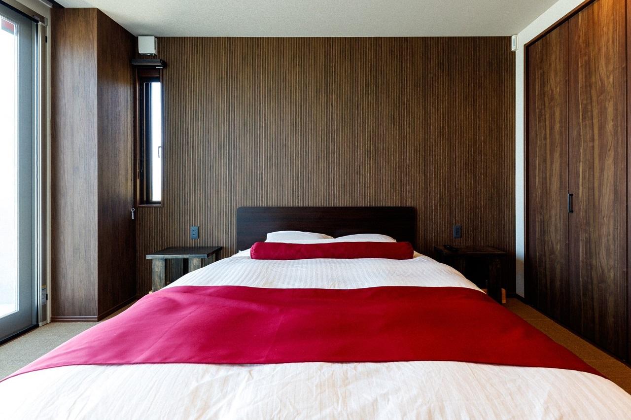 Amakusa Misumi Seaside Villa : ห้องพักแบบตะวันตก