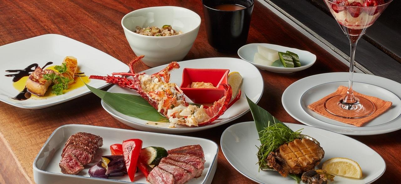 ร้านเทปปันยากิโตเกียว คอร์สอาหารเย็นสุดพิเศษที่เริ่มต้นเพียง 16,830 เยน ร้าน Keyakizaka