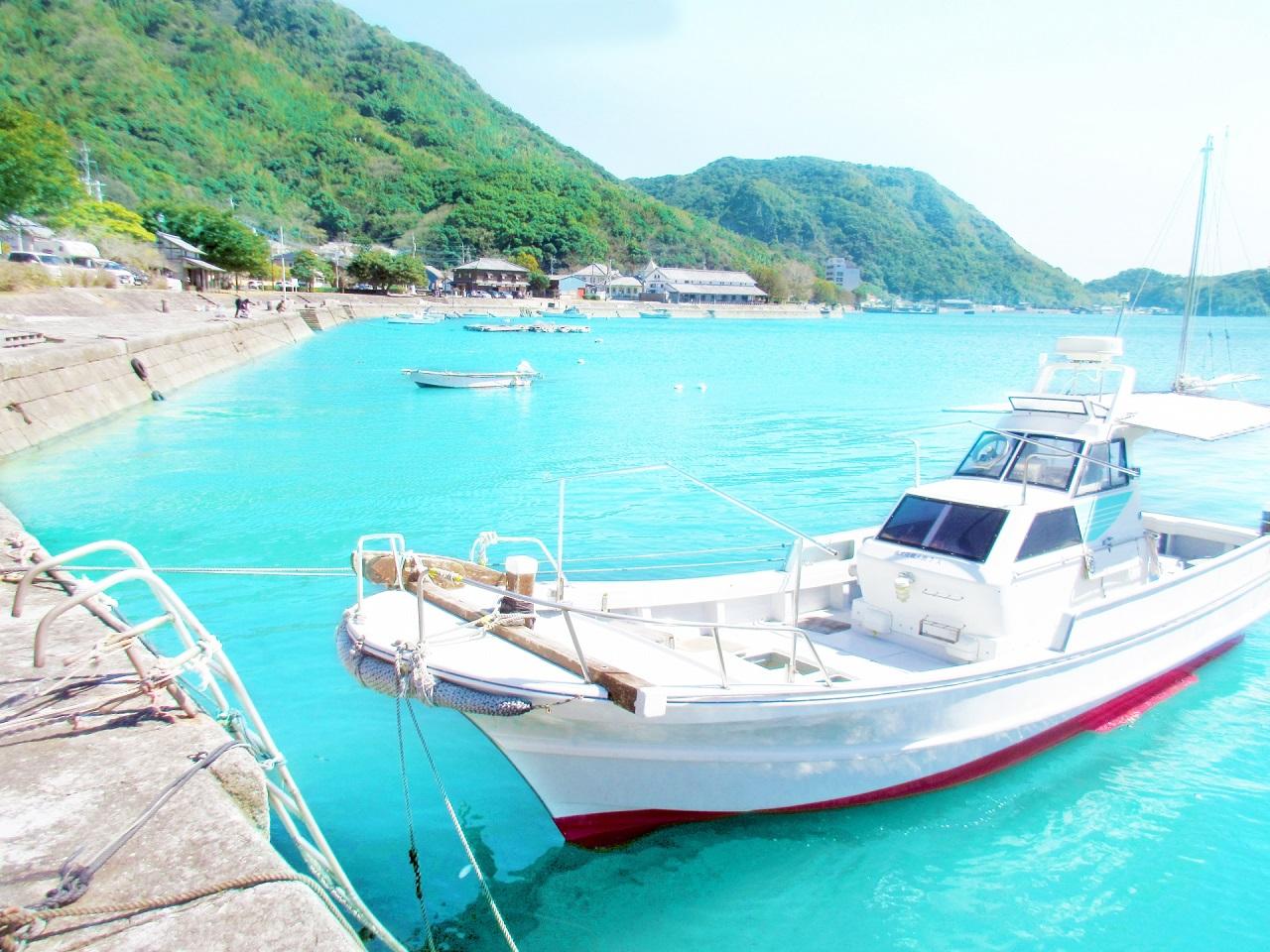 Amakusa Misumi Seaside Villa อยู่ใกล้กับใกล้ท่าเรือมิซุมิ (Misumi West Port)