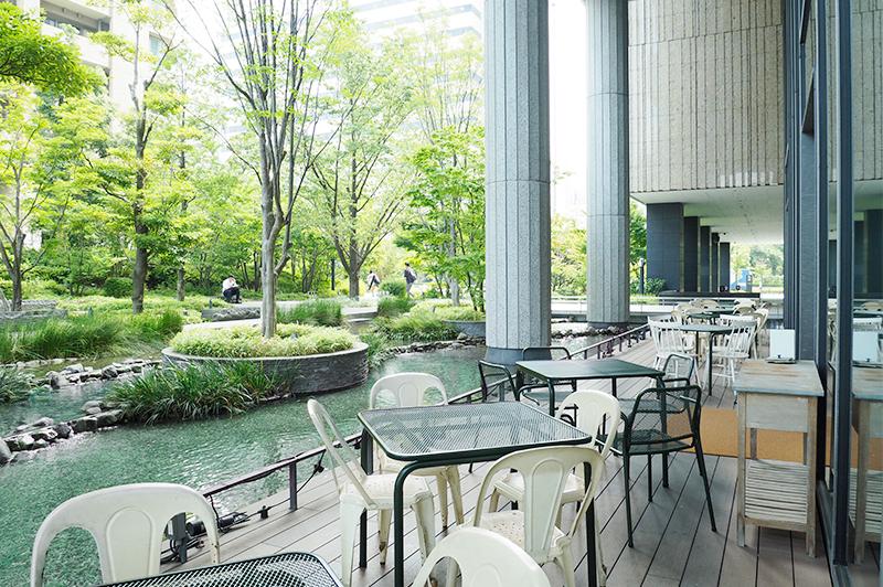 คาเฟ่โอซาก้า : Soholm Cafe Dining Umeda
