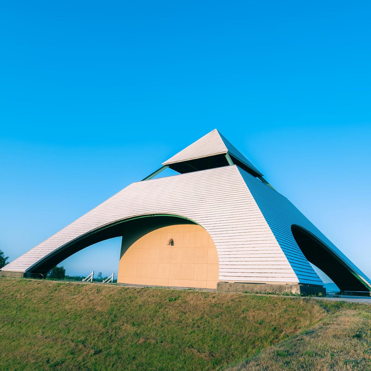 ฺBiei : Hokusei-no-oka Observatory Park