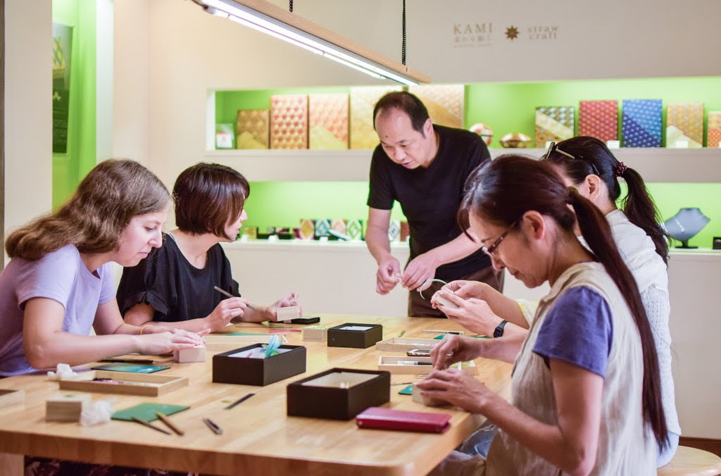 workshop straw kinosaki