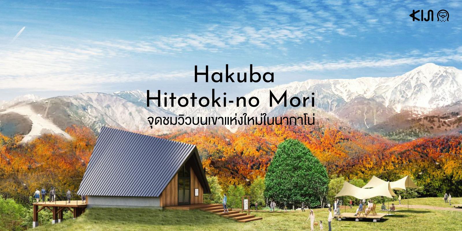 Hakuba Hitotoki no Mori จุดชมวิวบนภูเขาอิวาทาเกะ (Mt. Iwatake)
